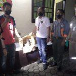 Kskp Bakauheni lamsel berhasil menggagalkan penyelundupan Burung di Seport Interdiction. Foto : KSKP Bakauheni Lamsel for referensirakyat.co.id