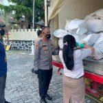 KSKP Bakauheni Lamsel, menggagalkan penyelundupan daging celeng sebanyak 5 ton. Foto ist for referensirakyat.co.id