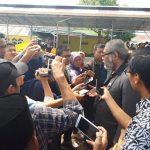 Ketua Umum Komnas Perlindungan Anak, Arist Merdeka Sirait saat memberikan keterangan pers kepada wartawan. Foto : ist for referensirakyat.co.id